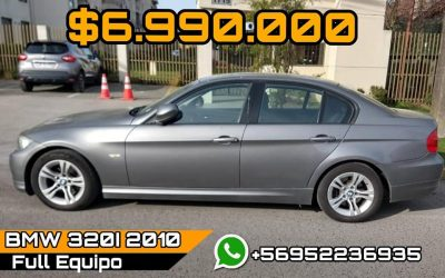BMW 320I Full Equipo